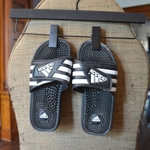 Women's ADIDAS Textured Slide Sandals